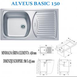 ALVEUS BASIC 150