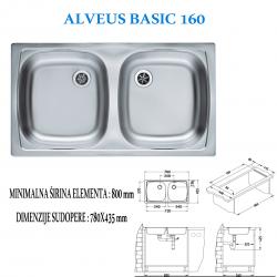 ALVEUS BASIC 160