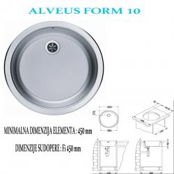 ALVEUS FORM 10