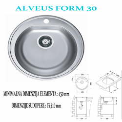 ALVEUS FORM 30