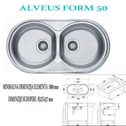 ALVEUS FORM 50