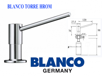 BLANCO TORRE HROM