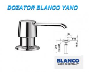 DOZER BLANCO YANO