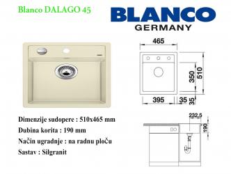 BLANCO DALAGO 45