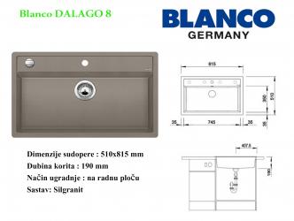 BLANCO DALAGO 8