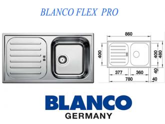 BLANCO FLEX PRO
