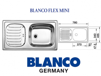 BLANCO FLEX MINI