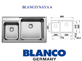 BLANCO NAYA 9