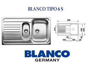 BLANCO TIPO 6 S