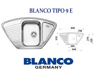 BLANCO TIPO 9 E