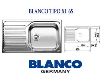 BLANCO TIPO XL 6S