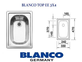 BLANCO TOP EE 3X4