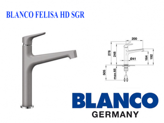 BLANCO FELISA HD SGR
