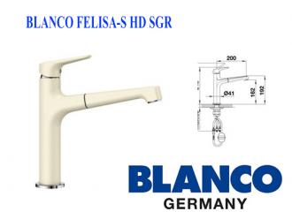 BLANCO FELISA-S HD SGR