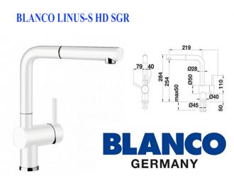 BLANCO LINUS-S HD SGR