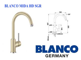 BLANCO MIDA HD SGR