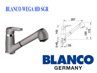 BLANCO WEGA HD SGR