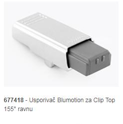 BLUM USPORIVAC 155