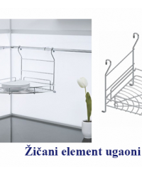 ugaoni element zica