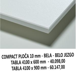 BELO JEZGRO 10mm