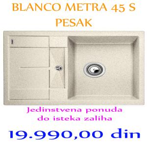 metra-45s-pesak