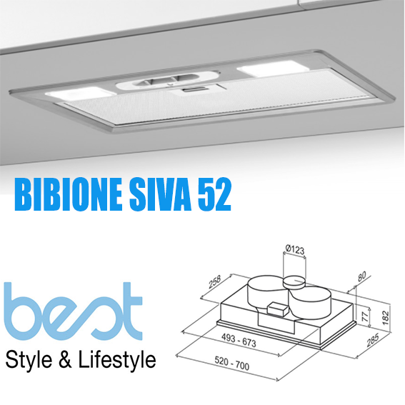 BIBIONE SIVA 52