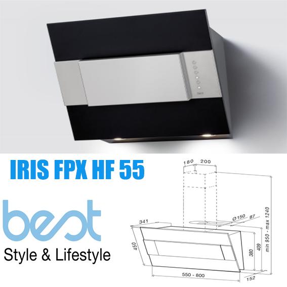 IRIS FPX HF 55
