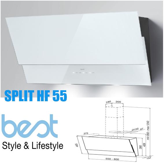 SPLIT HF 55