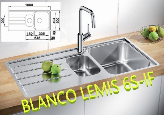 BLANCO LEMIS 6S-IF